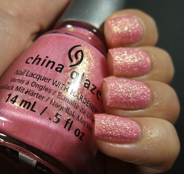 China Glaze - Wish On A Starfish 05