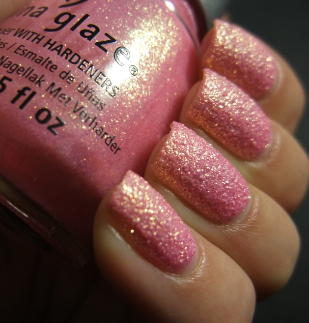 China Glaze - Wish On A Starfish 09