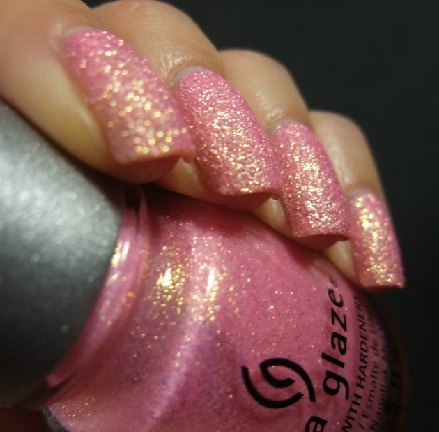 China Glaze - Wish On A Starfish 11