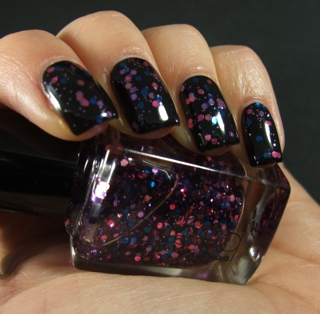 Gina Tricot - Berry Glitter 04