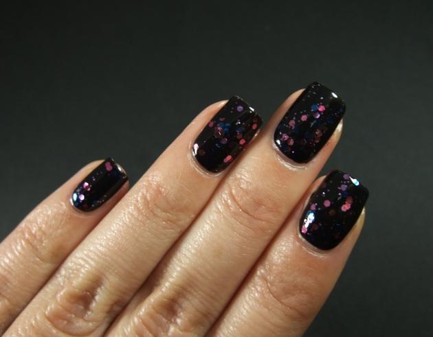 Gina Tricot - Berry Glitter 05