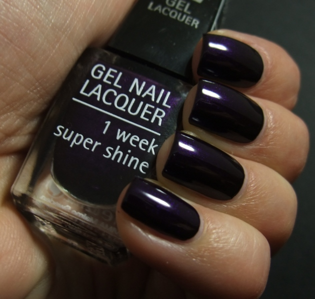 IsaDora Gel Lacquer - Midnight 05