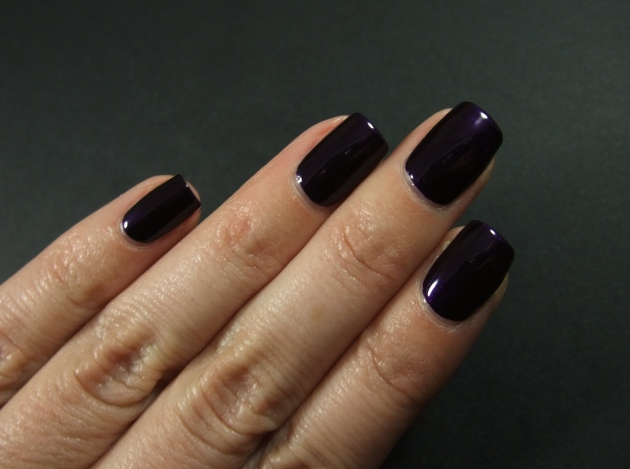 IsaDora Gel Lacquer - Midnight 07