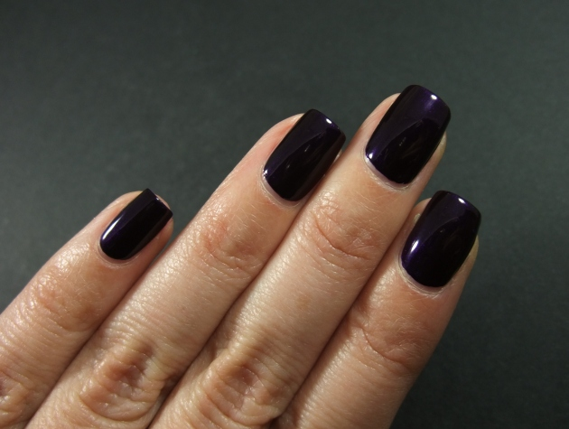 IsaDora Gel Lacquer - Midnight 11