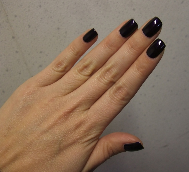 IsaDora Gel Lacquer - Midnight 13