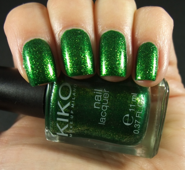 KIKO - 533 Pearly Golden Green 01