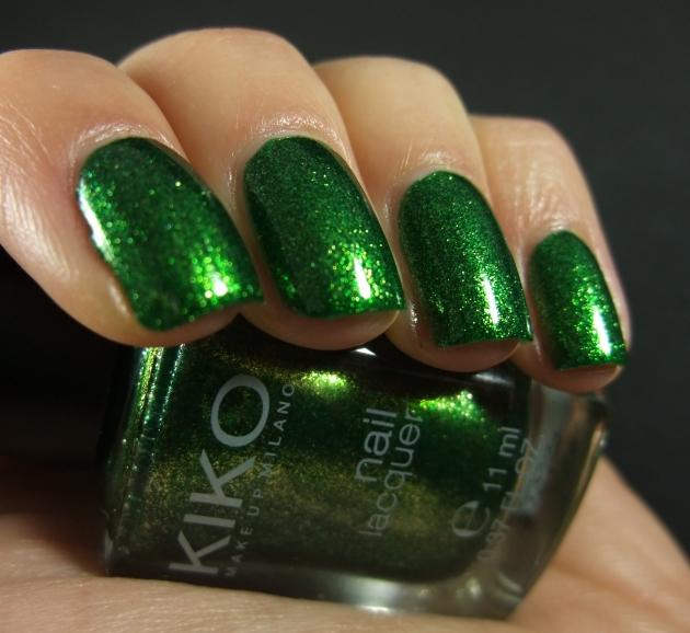KIKO - 533 Pearly Golden Green 06