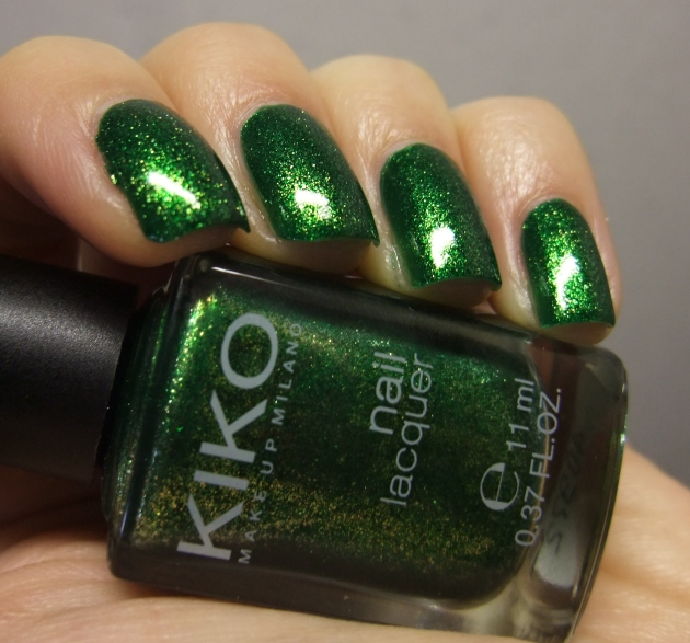 KIKO - 533 Pearly Golden Green 10