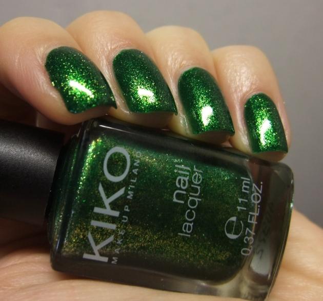 KIKO - 533 Pearly Golden Green 10