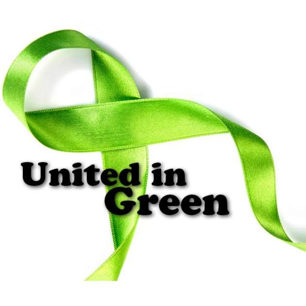 United In Green logo