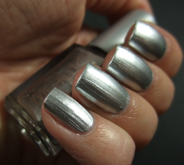Depend Metallic - 4040 Sonic Silver 09