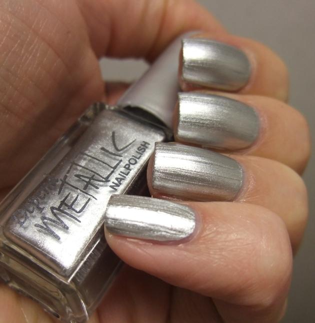 Depend Metallic - 4040 Sonic Silver 11