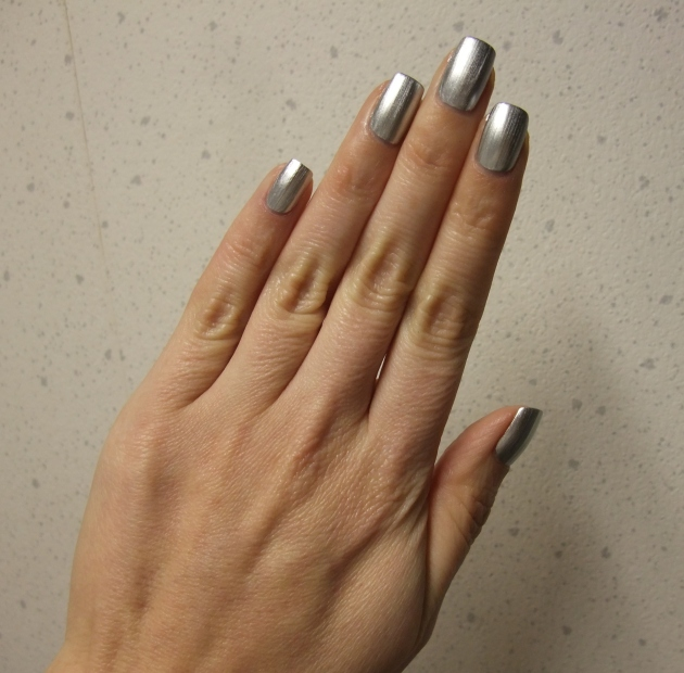 Depend Metallic - 4040 Sonic Silver 13