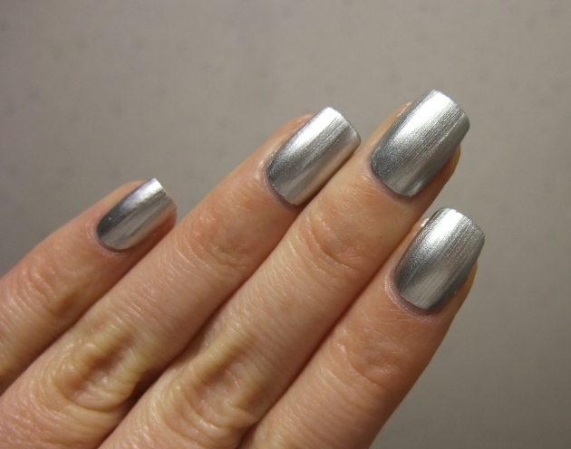 Depend Metallic - 4040 Sonic Silver 14