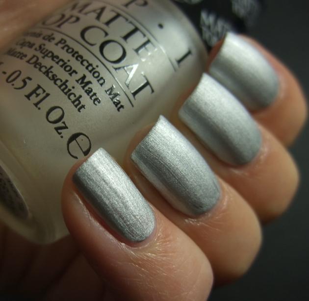 Depend Metallic - 4040 Sonic Silver matt 05