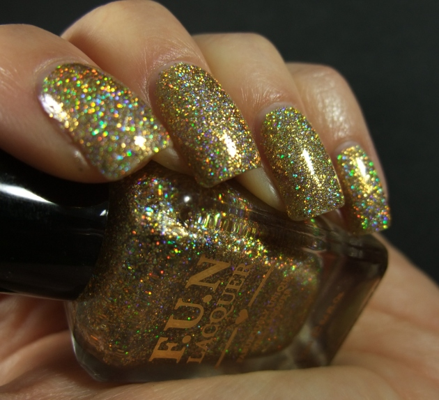 F.U.N Lacquer - Million Dollar Dream (H) 08