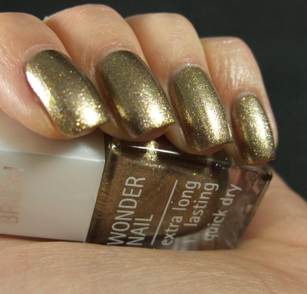IsaDora - Vintage Gold 05