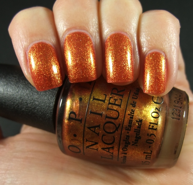 OPI - A Woman's Prague-ative 01