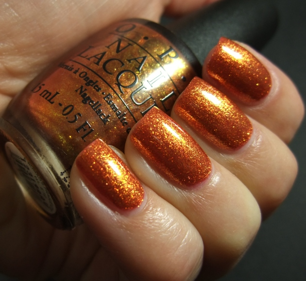 OPI - A Woman's Prague-ative 11