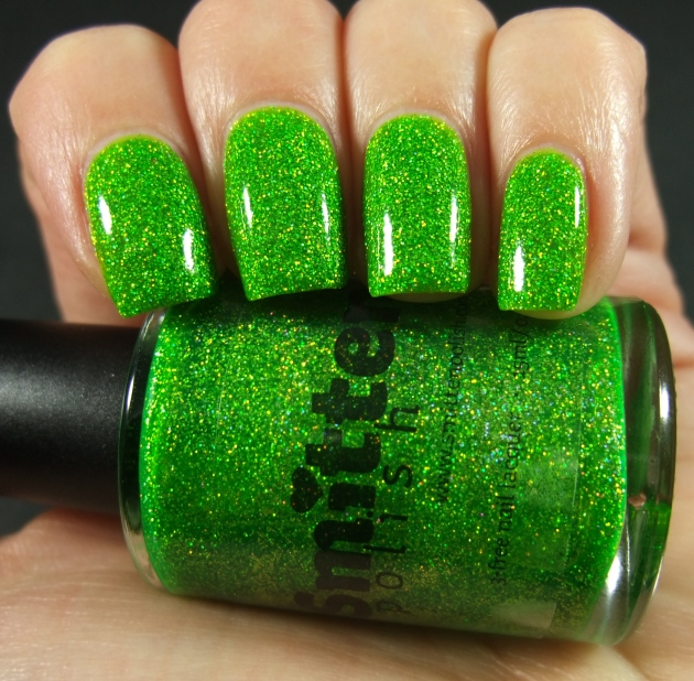 Smitten Polish - Not Your Mama's Easter Grass 04