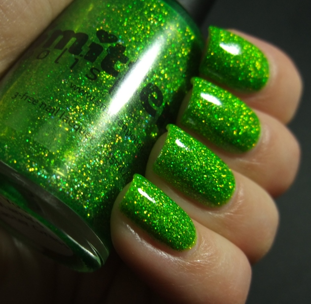 Smitten Polish - Not Your Mama's Easter Grass 07