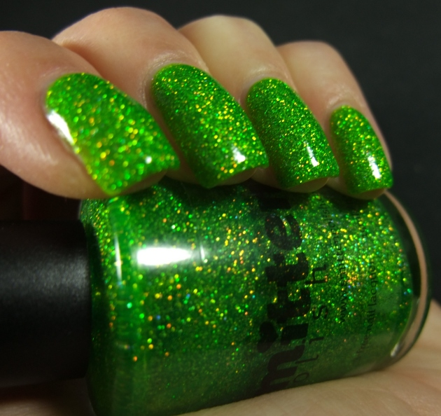 Smitten Polish - Not Your Mama's Easter Grass 11