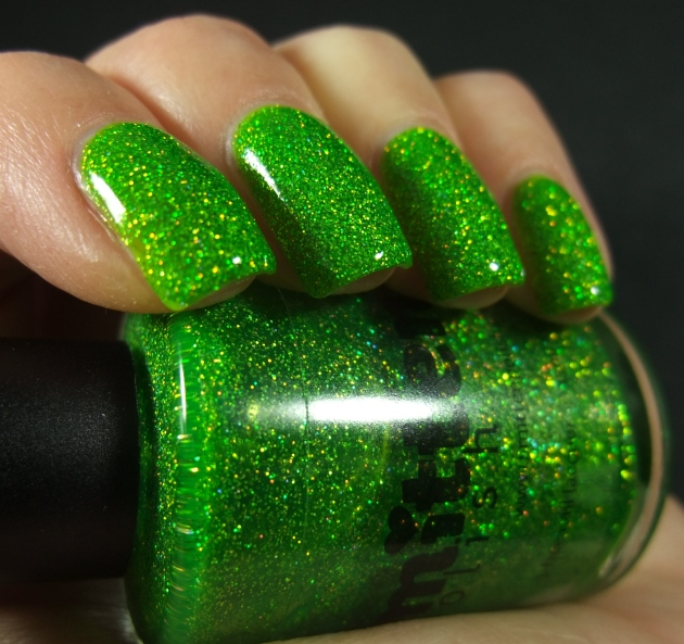 Smitten Polish - Not Your Mama's Easter Grass 13
