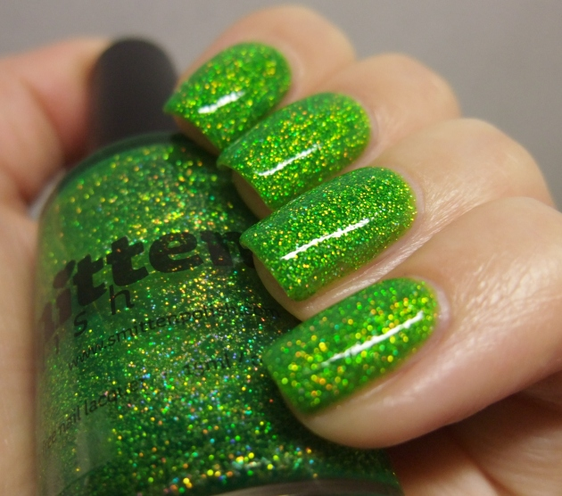 Smitten Polish - Not Your Mama's Easter Grass 18