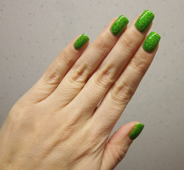 Smitten Polish - Not Your Mama's Easter Grass 21