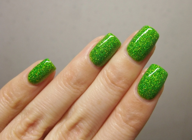 Smitten Polish - Not Your Mama's Easter Grass 23
