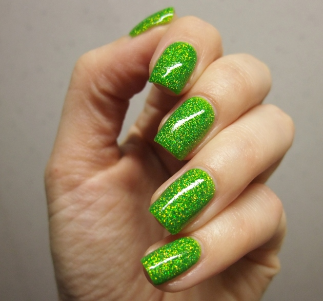 Smitten Polish - Not Your Mama's Easter Grass 24