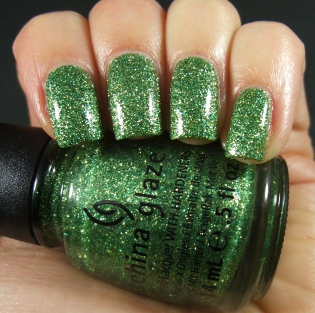 China Glaze - This Is Tree-Mendous w tp 01