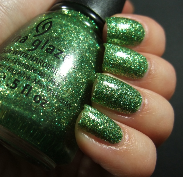 China Glaze - This Is Tree-Mendous w tp 03