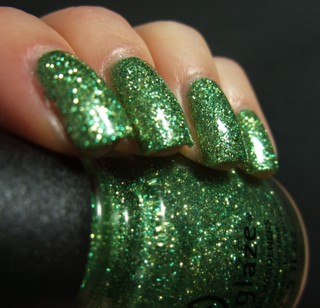 China Glaze - This Is Tree-Mendous w tp 05