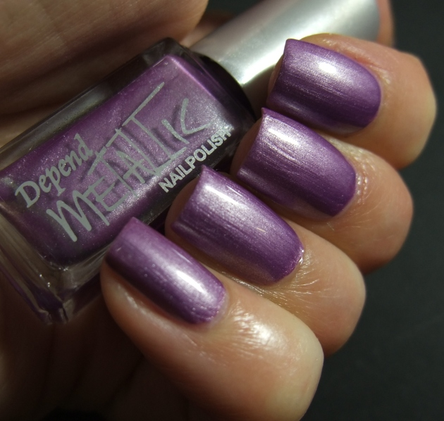 Depend - 4042 Line Out Lilac 03
