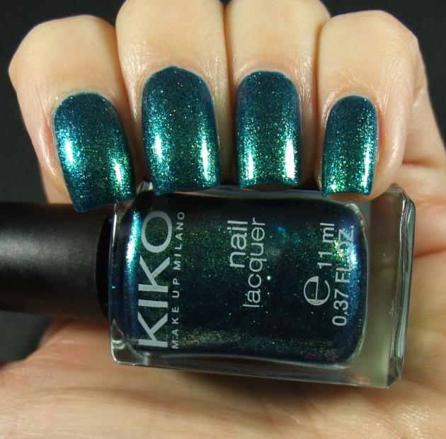 KIKO - 532 Pearly Amazon Green 01