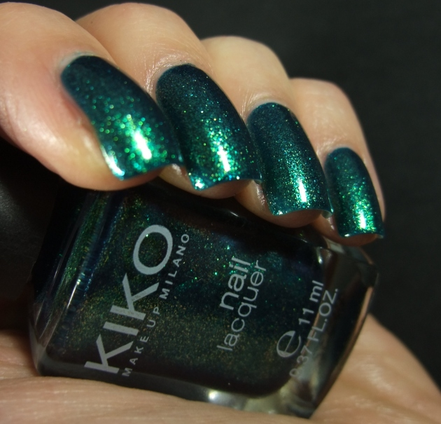 KIKO - 532 Pearly Amazon Green 02