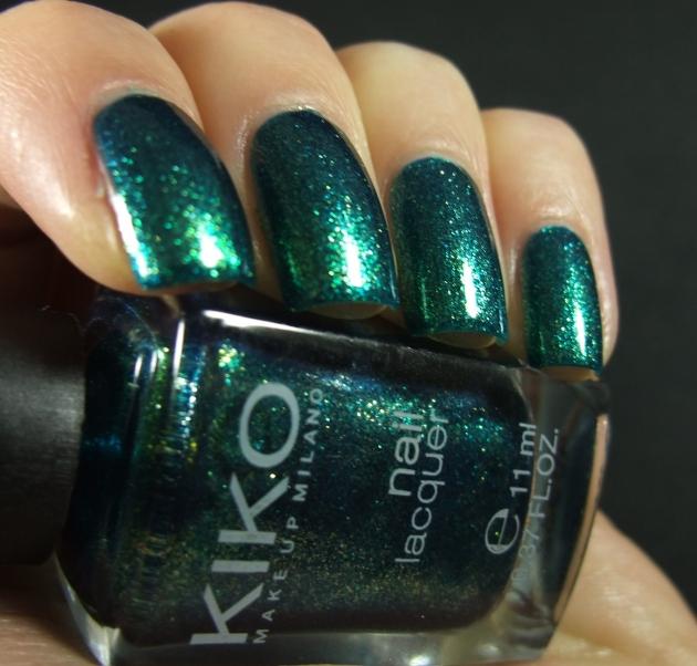 KIKO - 532 Pearly Amazon Green 03