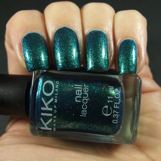 KIKO - 532 Pearly Amazon Green 05