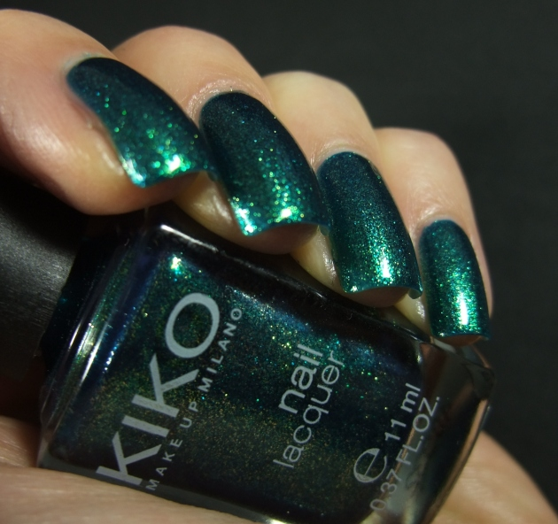 KIKO - 532 Pearly Amazon Green 10