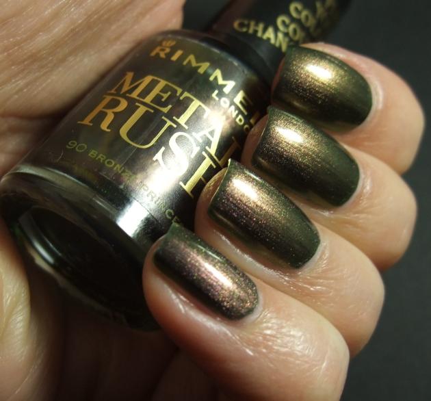 Rimmel - Bronze Princess 03