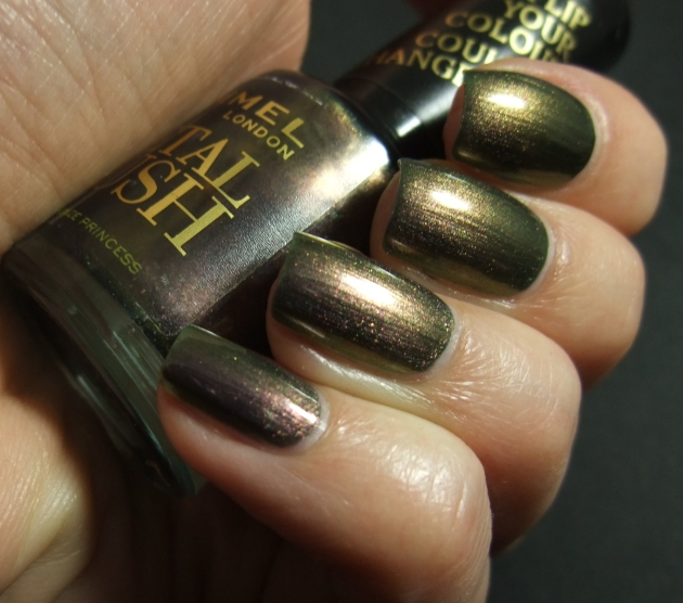 Rimmel - Bronze Princess 05