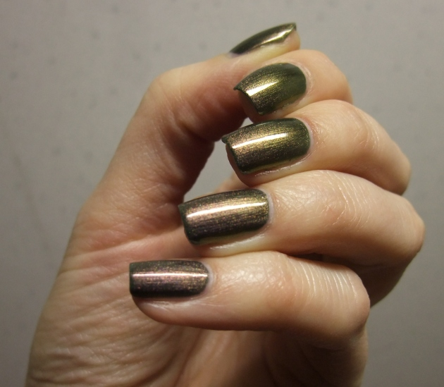 Rimmel - Bronze Princess 09