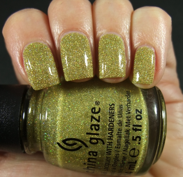 China Glaze - Angel Wings 01