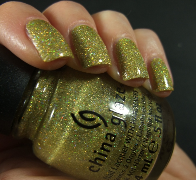China Glaze - Angel Wings 10