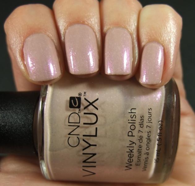 CND Vinylux - Fragrant Freesia 13