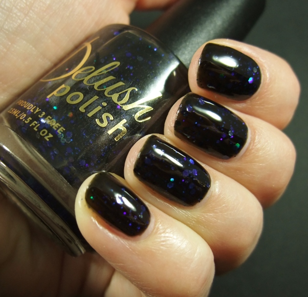 Delush Polish - Rubberman 04
