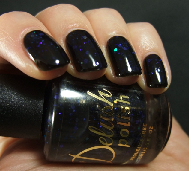 Delush Polish - Rubberman 06