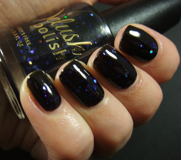 Delush Polish - Rubberman 08