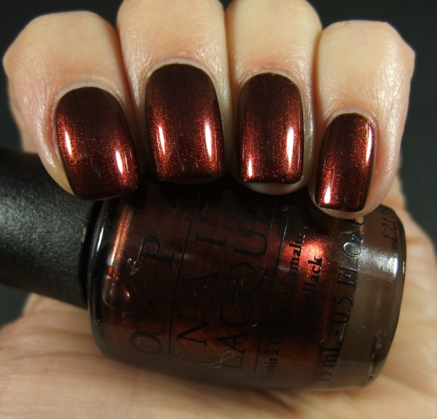 OPI - German-icure by OPI 05